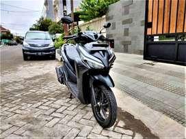 Honda Vario 150 TH 2018 Keyless Black kilometer 5rb on going !!