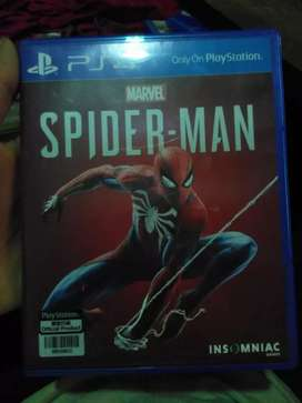 Kaset ps4 spiderman