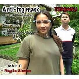 Face shield Nagita kacamata pelindung muka wajah anti virus