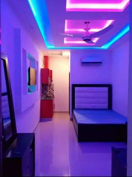 Fully Furnished Studio Apartments At Iqball Town Moon Market Lahore