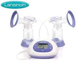 Affinity Pro Double Electric Breast Pump by Lansinoh for Baby