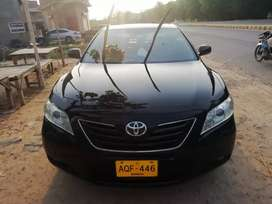 Toyota camry black color excellent condition