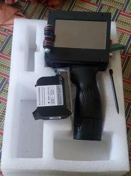 Handheld printer stand