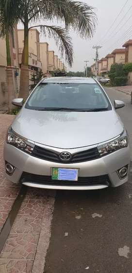 Toyota Corolla Gli 2016 for Sale