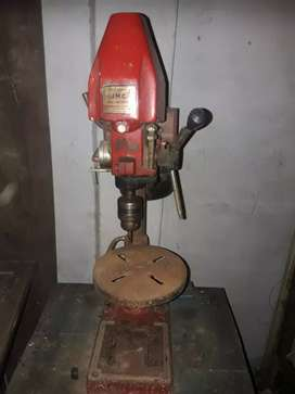 Driling machine ,1HP motor,total set available