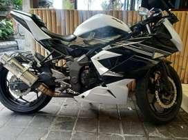 jual ninja RRmono 250cc 4 tak