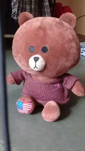 Famous bts  korean teddy