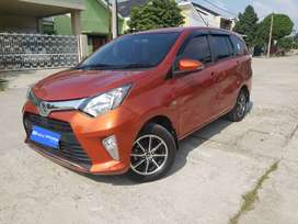 Toyota Calya 2018 1.2 G M/T Bensin Orange #Auto 6 Mobil