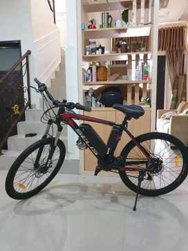 Sepeda Gunung MTB Listrik Selis 26 Flying Fox 21 Speed