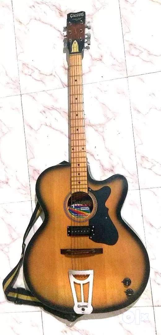 Givson Gitar 0