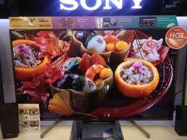 SONY 49 inch Smart TV , terlaris . Bisa kredit bunga 0%