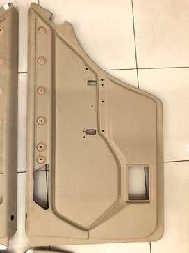 Doortrim NOS Beige Mercy W124 Original