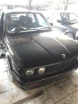Jual BMW E30 M40 318i Tahun 1989 Bandung
