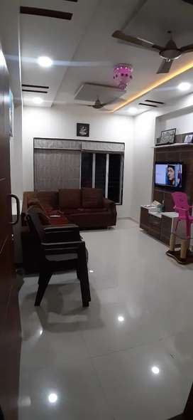 2 bhk brand new flat fully furnished for rent