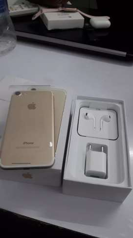 6 month sellers warranty iPhone 7 32gb brand new phone