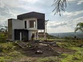 Rumah Siap huni semi villa 2LT bebas banjir dkt kmps UNPAD & Tol