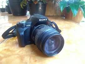 DSLR Sony A230 murah