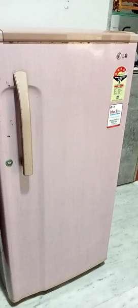 LG refrigerator - 190 ltr