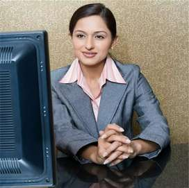 Wanted Good looking Front Office receptionist