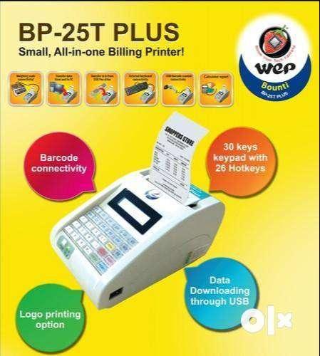 WEP BP 25T PLUS 0