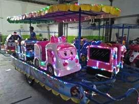 Jual panggung odong mini coaster siap kirim cepat RAA