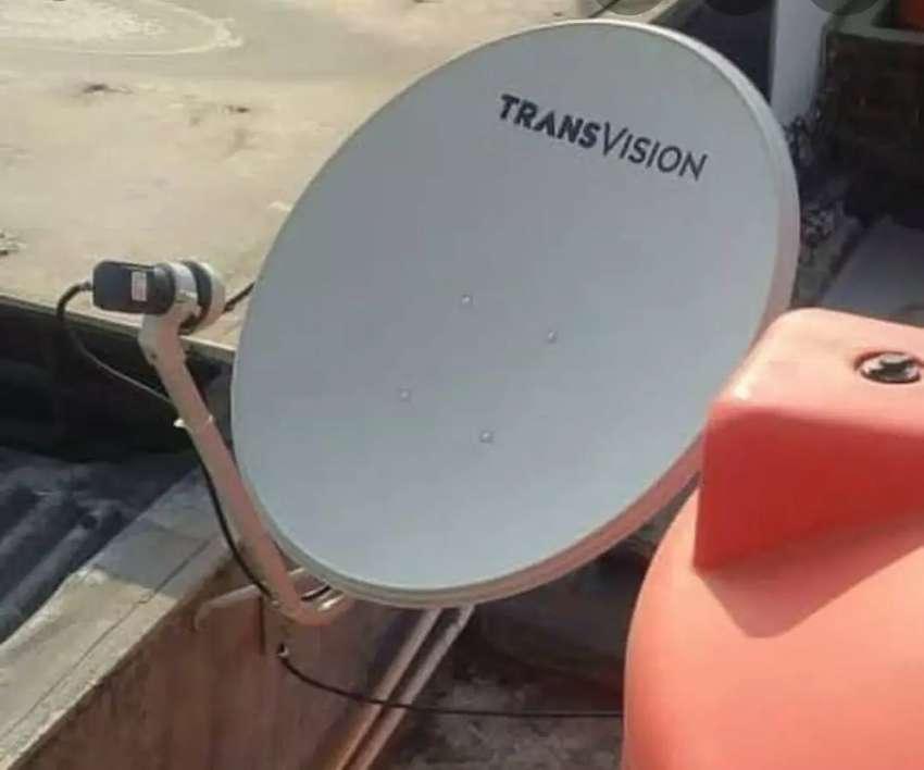Promo termurah pasang Transvision HD rsmi Bandung nonton puas hrga pas 0