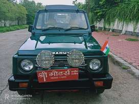 Maruti Suzuki Gypsy King Hard Top BSII, 2010, Petrol
