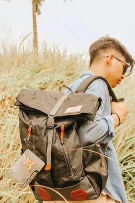 Tas backpack Outdoor Tas Gearbag New