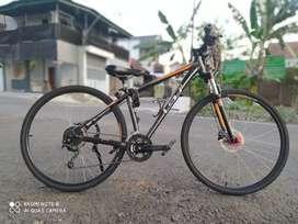 MTB GT Karakoram 29er, alloy, hydraulic discbrake