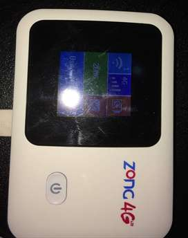 ZONG DEVICE 4G