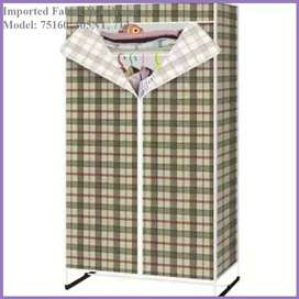 wardrobe, Portable Wardrobe, 2 Door wardrobe, 	Choose comfort