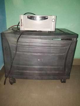 Microtek inverter and tortoise battery