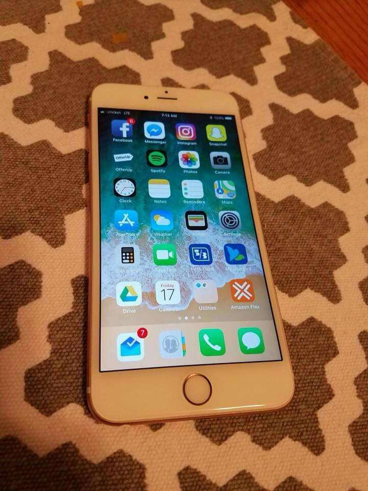 Iphone 6s plus gold 16gb 0