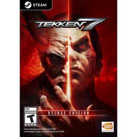 Tekken 7 Deluxe Edition For Pc