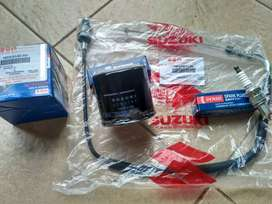 Kabel gas, Filter Oli & Busi Suzuki Karimun Kotak