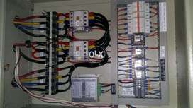 ATS Panels, Electrical Control LT and HT panels