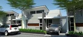 Rumah Baru Modern 2 Lantai Strategis Dekat Kampus UMY Ringroad Selatan