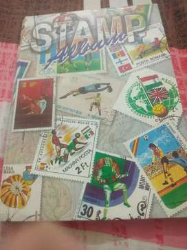 Stamps collection (Indian and foreign )