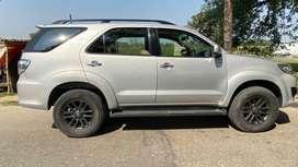 Toyota Fortuner 2014 Diesel 55000 Km Driven