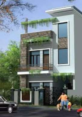 3bhk proposed duplex house for sale in kailash nagar