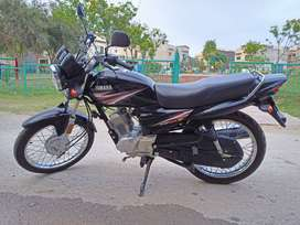 Yamaha 125 YBZ in Immaculate Condition