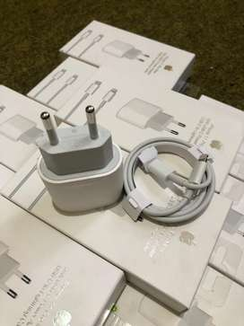Original Fast Charger iphone 18watt (Bukan OEM atau KW)