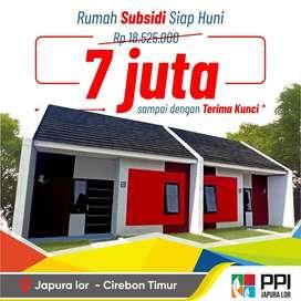 Rumah Subsidi di Cirebon