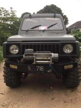 DIJUAL Suzuki Jimny 1984