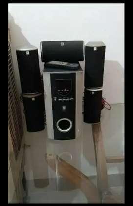 I Ball 5.1 speaker @2000