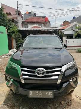 Fortuner gress Low KM 2.4 vrz solar at