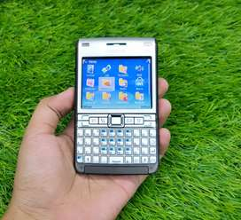 Hp jadul Nokia E61i Original mulus hp unik hp langka casing besi