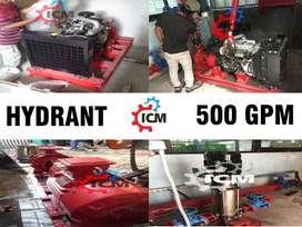 Jual Pompa Hydrant 500 GPM