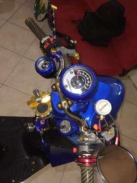 Yamaha fino 2017