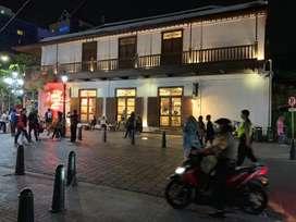Bangunan Kuno Classic 2 Lt Tempat Wisata Kota Lama Semarang Kota